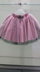 Нарядная юбка Монализа для девочки 104-122р