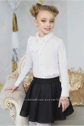 Блузы школьные Barbarris для девочек 140-146