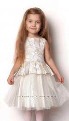 Детское нарядное платье Mevis, 98р