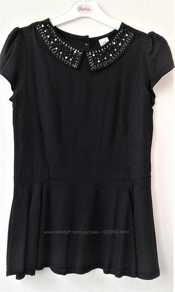 Хлопковая блуза-туника Reserved 134р