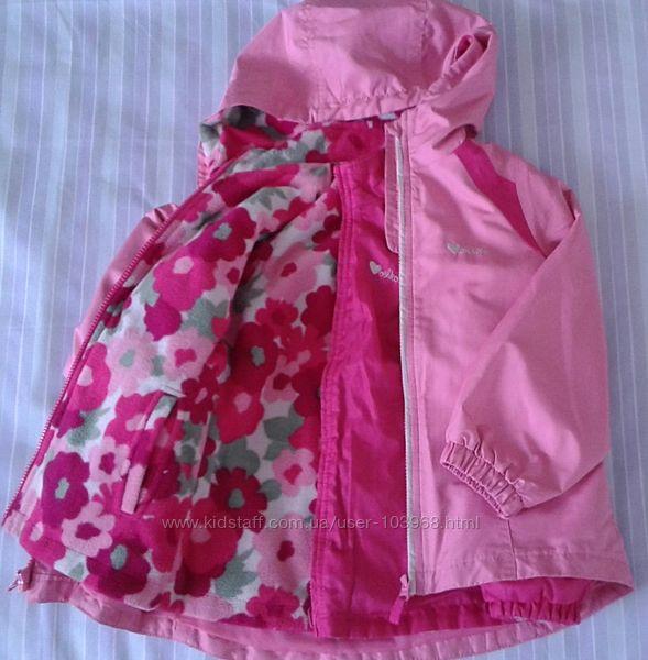 Курточка Oshkosh 3в1, размер 6х