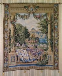 Гобелен Версаль, Размер 157x134 см, фабрика Metrax Craye, Бельгия.