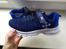 Модные кроссовки для мальчика р.31-34