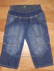Джинсовые шорты, бермуды р. 134-140 Benetton
