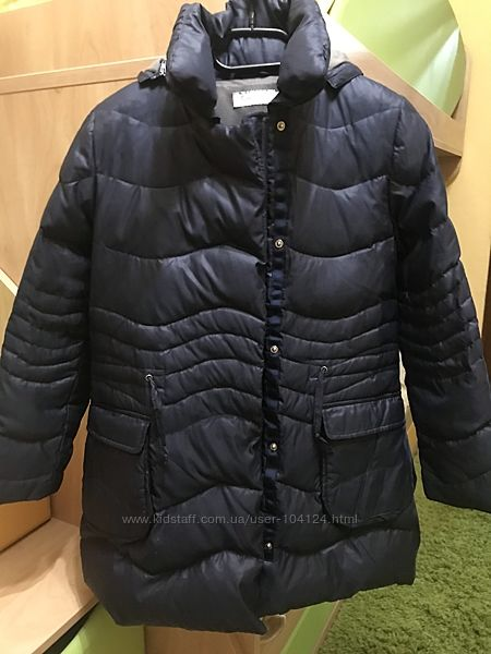 Продам пальто Geox  для девочки