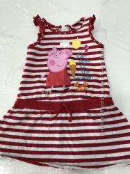 Платья на девочку Сhicco, Peppa Pig