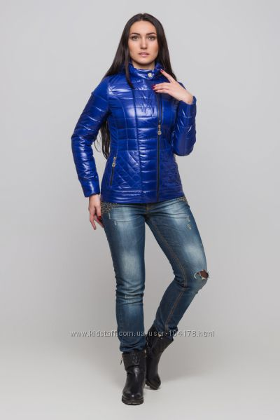 Синяя куртка Origa 44 размер