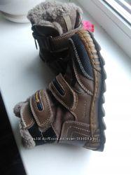 Зимние ботинки. Раз 27 стелька 16см цыгейка