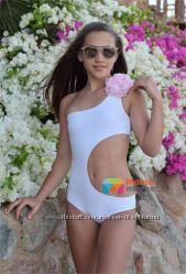 Купальник для девочки Баель Пион в 3 цветах. Размеры от 5 до 12 лет ... 0ffc0a82d03af