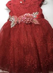 Нарядное платье на девочку Турция