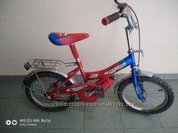Детский велосипед Mustang Sport 16 дюймов