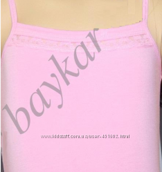 Маечки для девочек ТМ BAYKAR  Байкар. Акционная цена.