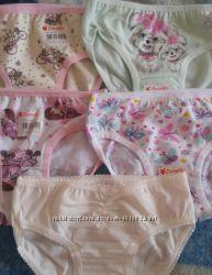 Комплект из 7 трусиков для девочки 0-1 год ТМ Донелла