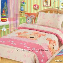 Постель ТМ Непоседа в детскую кроватку. Все комплекты в наличиии.