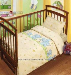 Постель в детскую кроватку ТМ Непоседа В наличии.