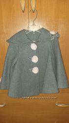 Очаровательное пальто  Zara для маленькой леди