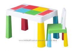 Стол и стульчики Tega Baby Multifan, Польша