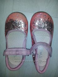 туфли балетки Next 9 р 17 см