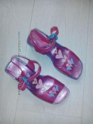босоножки силиконовые Barbie 19см