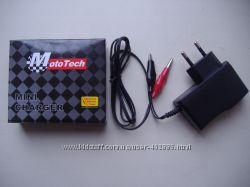Зарядное устройство универсальное 6в 6v 12v 12в для детских электромобилей
