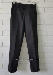 Шерстяные школьные брюки на худенького мальчишку