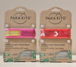 Браслет с репеллентом от комаров PARA&acuteKITO, наличие