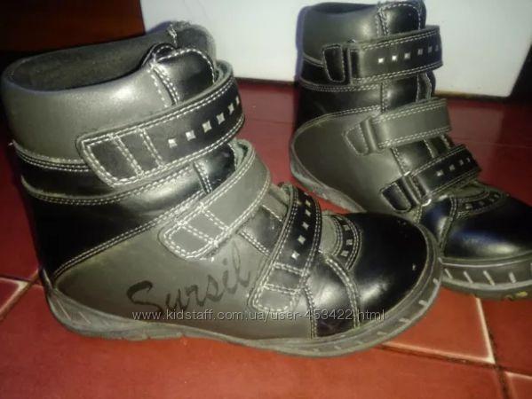 Шикарные ботинки Сурсил Орто