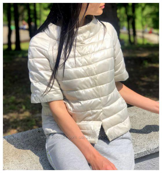 Легкая весенне-летняя куртка  ветровка Rinascimento