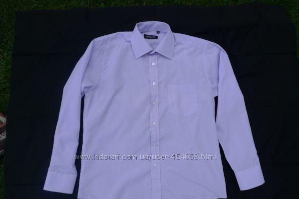 Деловая рубашка SHENGTING р. М качество отличное