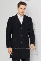 Пальто мужское р. 48-50 деми шерсть