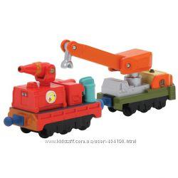 Пожарный и спасательный вагоны Чаггингтон для Калли Chuggington LC54014