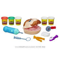Плей-До набор пластилина Мистер зубастик Play-Doh Doctor Drill Fill Hasbro