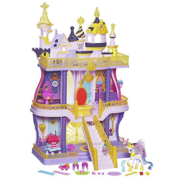 Игровой набор Май литл пони Замок Кантерлот My little Pony Canterlot Hasbro