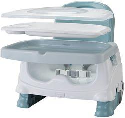 Бустер стульчик для кормления Здоровый уход Делюкс Fisher Price DLT02