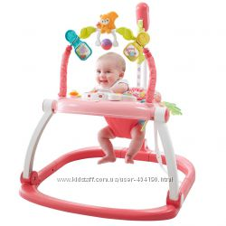 Прыгунки Fisher Price Confetti Spacesaver