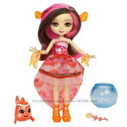Кукла Энчантималс Морские подружки рыба клоун Кларита Enchantimals FKV56