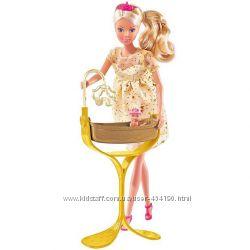 Кукла Штеффи беременная из серии Королевский набор Steffi Simba 5737084