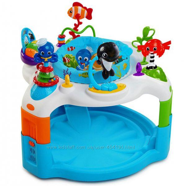 Развивающий игровой центр Подводный мир Baby Einstein Rhythm of The Reef