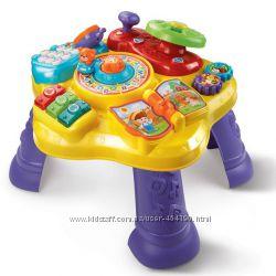 Детский развивающий музыкальный столик Супер Звезда VTech Super Star