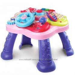 Детский развивающий музыкальный столик Волшебная Звезда VTech Magic Star