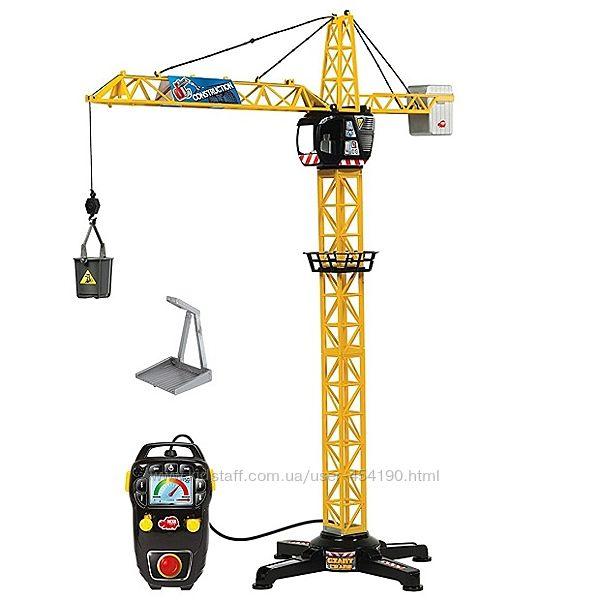Башенный Кран на дистанционном управлении 100 см Dickie