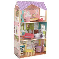 Кукольный дом с мебелью Поппи Poppy KidKraft 65959