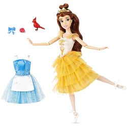 Кукла Белль Балерина с аксессуарами Disney Princess