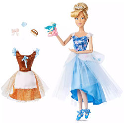 Кукла Золушка Балерина с аксессуарами Disney Princess