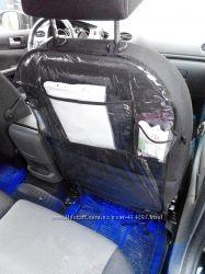 Чехол на спинку сидения, защита-органайзер