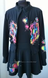 Платья, костюмы для фигурного катания пошив