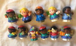 Игрушки Little people Fisher price