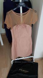 Распродажа платье итальянского бренда twin set