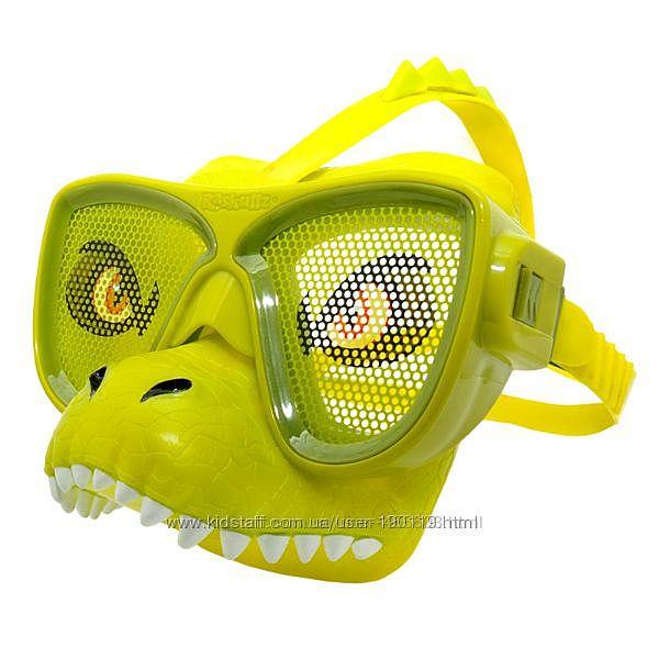 Детская маска для плавания Raskullz T-Chompz Т-Чомрз оригинал сша