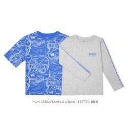 Комплект реглан и футболка La Redoute, 7-10 л.